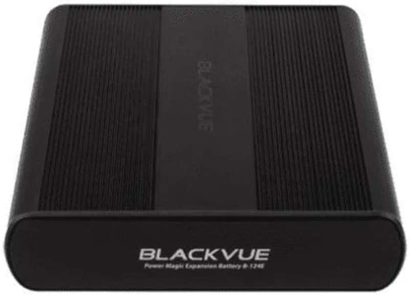 Blackvue Power Magic Ultra Battery B-124E Expansion Battery for Double Capacity
