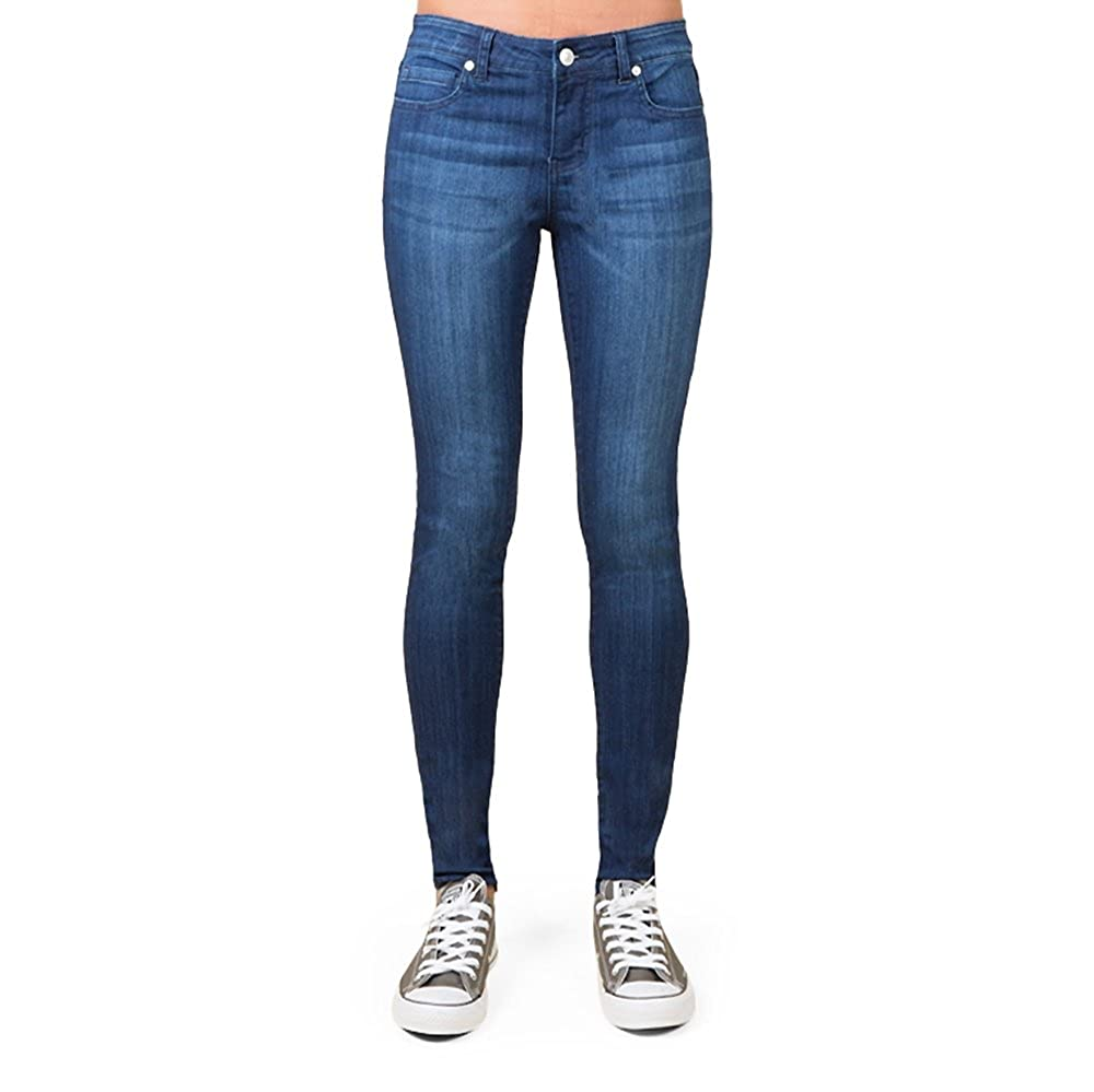 Olivia Chandelier Dark Blue Womens Jean