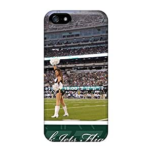 Rosesea Custom Personalized For RentonDouville Iphone Protective Cases, High Quality Case For Iphone 5/5S Cover New York Jets Skin Cases Covers