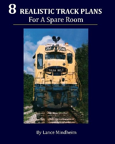 8 Realistic Track Plans For A Spare Room