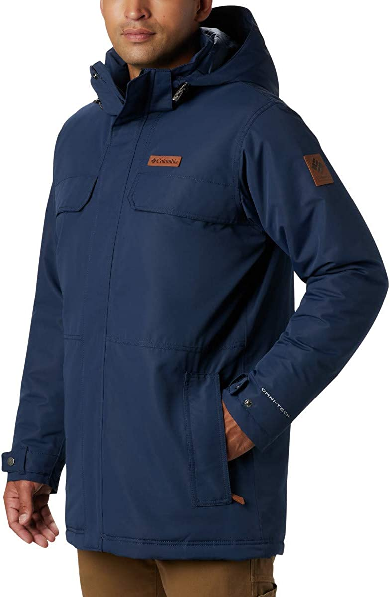 Columbia Men/'s Rugged Path Parka Waterproof /& Breathable Winter Jacket