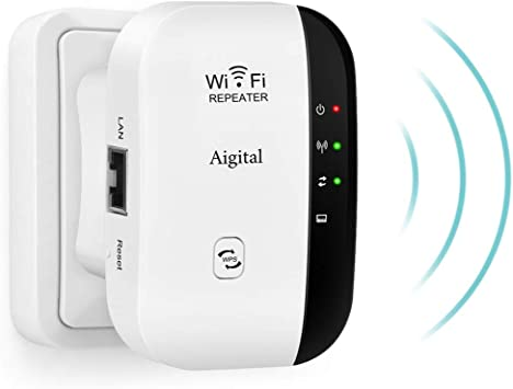 2.4GHz Wireless WiFi Repeater Signal Booster Amplifier with Router//AP//Repeater