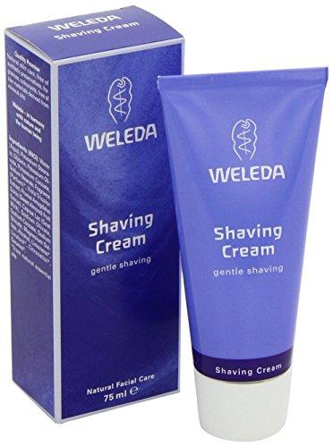 Weleda: Men's Shaving Cream, 2.5 oz (4 pack)