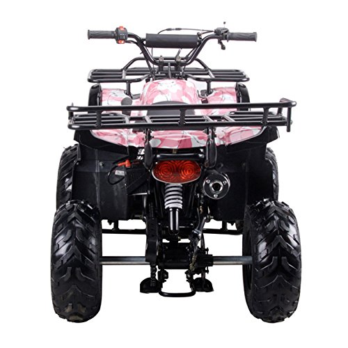 Coolster ARMY PINK 3125R New 125CC Kids ATV Fully Auto with Reverse by CRT MOTOR INC -US (Image #5)