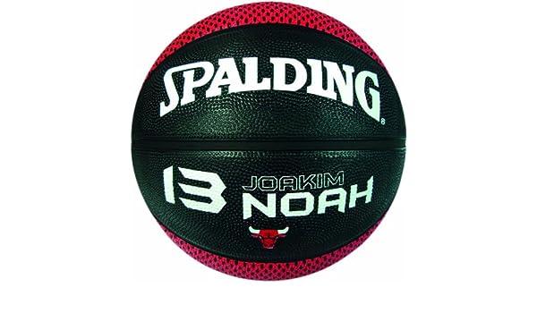 Spalding 73-871Z Joakim Noah - Balón de Baloncesto (Talla 5 ...