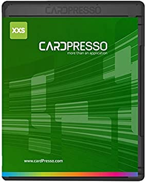 Amazon Com Cardpresso Xxs Edition Id Card Software For Windows And Mac Id Badge Software Office Products
