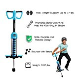 Serenelife Super Safe Counting Pogo Stick - First