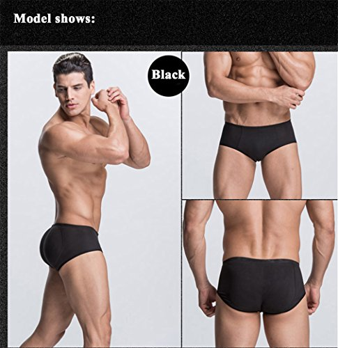 1cd1f5d44 Rosie Butt Lifter Briefs Padded Bum Shaperwear Hip Enhancer Underwear for  Men