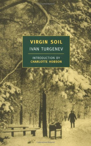 Virgin Soil Review Books Classics product image