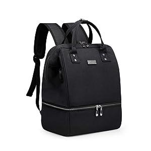 Breast Pump Bag -Lunch Bag Breastmilk Cooler Backpack Breastfeeding Mom
