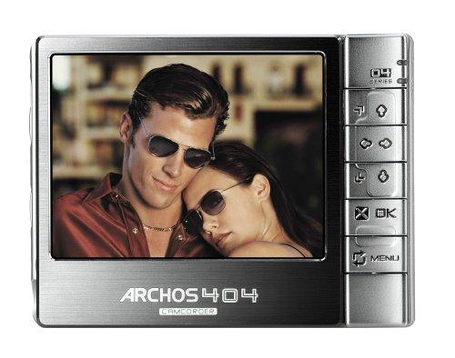 Archos 404 30GB Portable Digital Media Player with Camcorder
