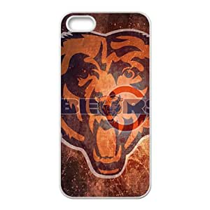 Bear Design Fashion Comstom Plastic case cover For Iphone 5s