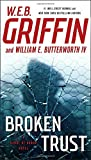 img - for Broken Trust (Badge Of Honor) book / textbook / text book