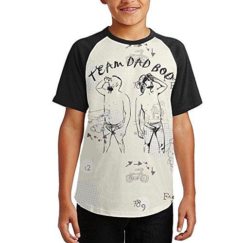 Discount Dad Bod Boy Fashion Sleeve Tees free shipping