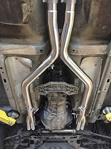 Exhaust & Emissions Pontiac GTO X-Pipe Kit 2004-06 LS1, LS2 ...