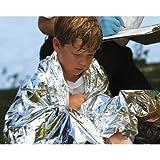 Graham Medical Products Ems Space Blanket - Model 53377 - Case of 50