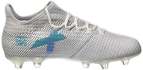 Homme Clear Multicolore White Football adidas Chaussures Grey 17 X Ftwr de 2 Blue Energy FG U4a0pO