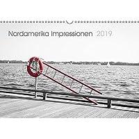 Nordamerika Impressionen 2019 (Wandkalender 2019 DIN A3 quer): Besondere Stadt- und Landschaftsmotive aus New York und Kanada. (Monatskalender, 14 Seiten ) (CALVENDO Orte)