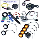 Turn Signal Kits (Horn & Install Kit, Lever Switch)