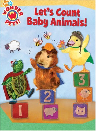 Lets Count Baby Animals! (Wonder Pets!)
