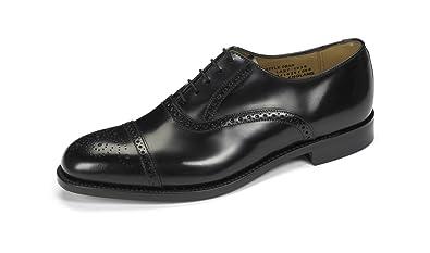09c17951 Loake Shoemakers Oban Glattleder Black Gr. UK 9,5/ D 43,5: Amazon.de ...