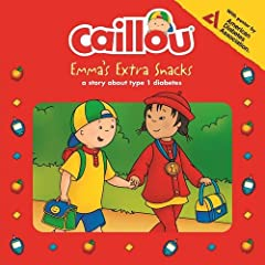 Caillou is confused when Emma is allowed to have extra snacks at preschool. He's even more confused when Miss Martin explains that Emma has juvenile diabetes (type 1). Caillou is worried about his friend Emma and becomes very protective of he...