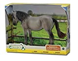 Collect A Horses Lusitano Mare Grey Deluxe Toy Figure in Window Box (1:12 Scale)