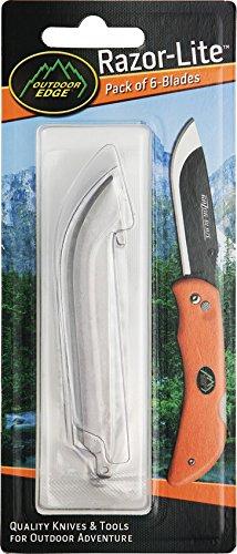 Replacement Blades  for Outdoor Edge Razor-Lite