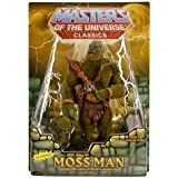 HeMan Masters of the Universe Classics Exclusive Action Figure Moss Man Unflocked Ears