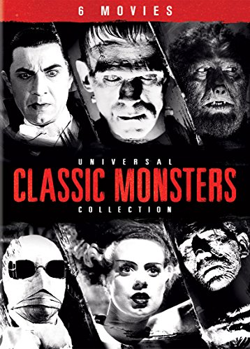 Vintage Halloween Movies (Universal Classic Monsters)