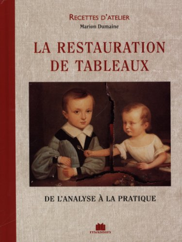 La restauration de tableaux - De l'analyse à la pratique