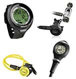 Mares Rover Regulator Puck Pro Plus Dive Computer Scuba Gear Package