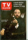 1967 TV Guide Dec 16 Sebastian Cabot of Family
