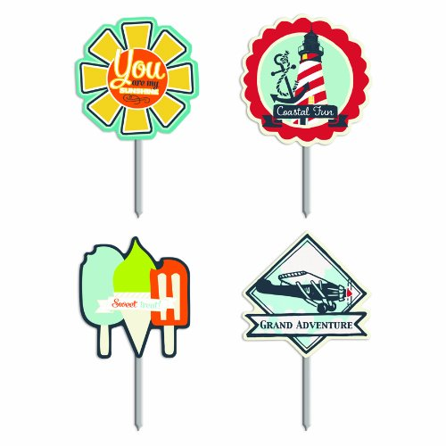 Fancy Pants Designs 2227 Nautical Toppers