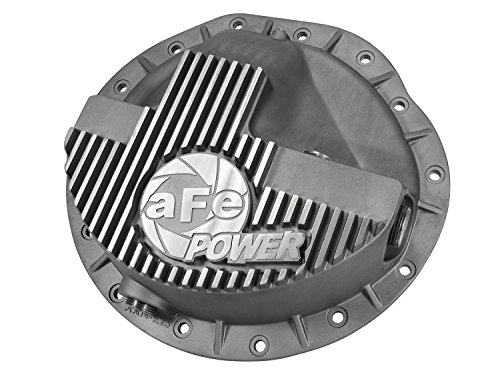 aFe Power 46-70040 Dodge Diesel Front Differential Cover (Raw; Street Series)