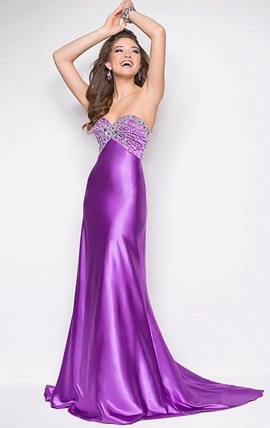 Passat - Vestido - para mujer morado violeta 48