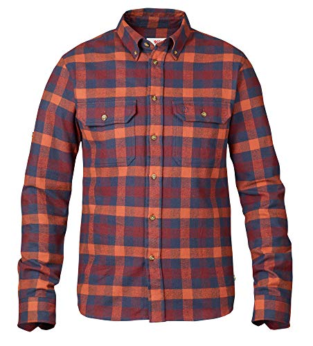 Fjallraven - Men's Skog Shirt, Navy, M