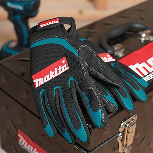 Makita T 02923 Contractor Gloves Large Import It All