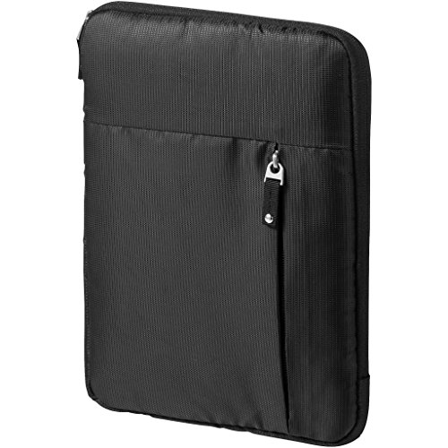 Case Logic 10in Tablet Sleeve (10.6 x 8.3 x 1.2 inches, Solid Black)