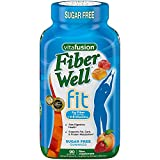 Fiber Well Fit Gummies Supplement, 90 Count