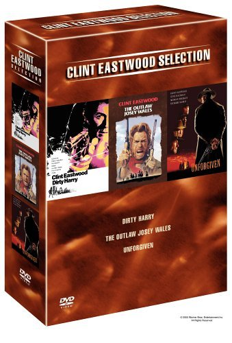 Clint Eastwood Selection: Dirty Harry/The Outlaw Josey Wales/Unforgiven