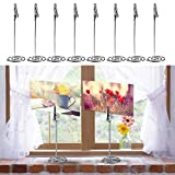 BESTOYARD Menu Holder Stand Memo Clip Holder