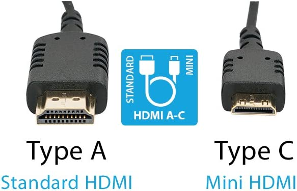 CAME-TV 6 Foot Ultra-Thin and Flexible HDMI Cable AC
