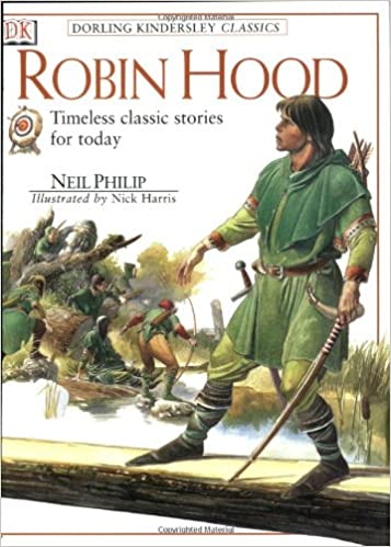 Read and Listen Books: Robin Hood (Read & Listen Books): Philip Neil