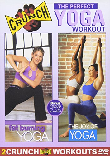 Crunch - The Perfect Yoga Workout: The Joy of Yoga & Fat-Burning...