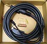 MIG WELDING GUN &TORCH 12' 250AMP replacement for LINCOLN Magnum 250L (ETA:5-10 WORK DAYS)