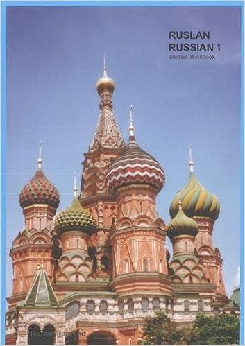 Ruslan Russian 1: A communicative Russian Course downloads torrent