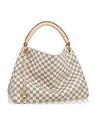 Louis Vuitton Damier Canvas Artsy MM Handbag Article:N41174 Made in France