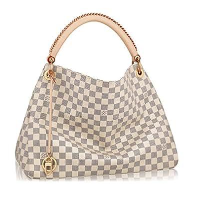 Louis Vuitton Damier Canvas Artsy MM Handbag Article