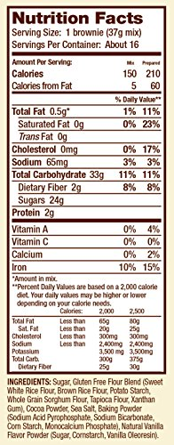Bobs Red Mill Brownie Mix, 21 Ounce by Bob's Red Mill (Image #4)
